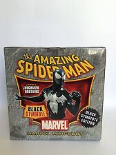 Bowen Designs ~ BLACK SYMBIOTE EDITION SPIDER-MAN Mini Bust Statue  Venom NEW