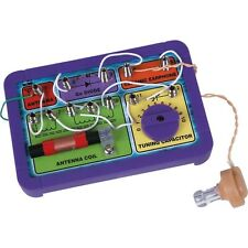 Build Your Own Crystal Radio Kit - Fun Discovery Science Toy Gift Toy AM Radio