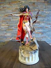 Wonder Women sideshow 1/4 CAPE ONLY ! for premium format NEW Handmade ooak ~WOW~