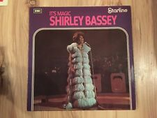 "Shirley Bassey - Its Magic - 12"" Vinyl LP"