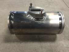 """3"""" Clamp Weld in MAF Pipe Tube aluminum Ford GM MAS sensor Intake IC pipe"""