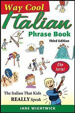 Way-Cool Italian Phrase Book-ExLibrary