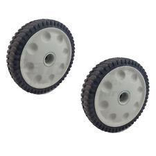 """New Set of 2 MTD 8"""" Mower Wheel Internal Gear 734-04018C 734-04018B 734-04018A"""