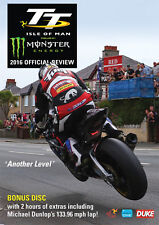 TT SEASON REVIEW 2016 (ISLE OF MAN TT OFFICIAL REVIEW)  - LATEST RELEASE DVD