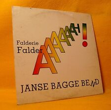 Cardsleeve Single CD Janse Bagge Bend Falderie Falderaaaaaah! 2TR 1994 Pop Folk