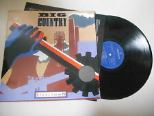 LP Pop Big Country - Steeltown (10 Song) MERCURY / OIS Skids
