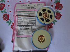 2 Vintage Super 8mm Color Home Movies 1981 Christmas