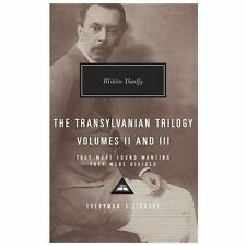 The Transylvanian Trilogy: They Were Found Wanting / They Were Divided, Vol. 2