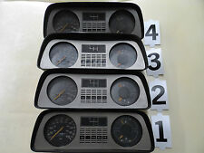 FORD FIESTA MK1 DASHBOARD INTERIOR CLOCKS SPEEDO SLIM BUMPER MODEL