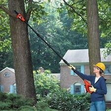 Pole Saw Tree Prunner Cordless 8 Inch Cutting Bar, Battery and Charger, 20 volt