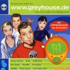 "Doppel CD the best dance fracks from "" www.greyhouse.de """