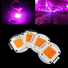 20W/30W/50W/100W LED Grow Light Chip Full Spectrum 380-840NM DIY Plant Lamp