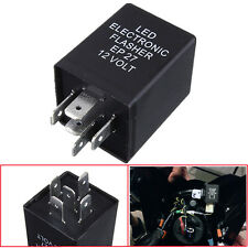 5 pin EP-27 Flasher Relay Fix For LED Turn Signal Lamps Hyper Flash Decoder ABS