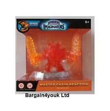 Skylanders Imaginators Master Chain Reaction Crystal Orange Rare. New