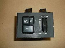 82-84 Firebird Trans Am Headlight Head Light Switch