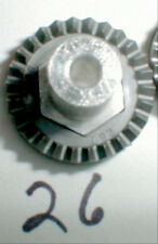 """26 Tooth COX CROWN COXALOY Gear  #4044 Set Screw type  48 pitch 1/8"""" axle NOS"""