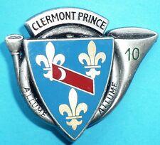 Insigne du 10° Régiment de Chasseurs / DRAGO