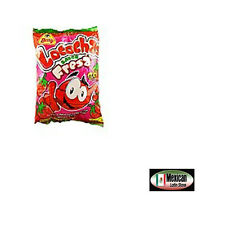 Beny Locochas Fresa (Strawberry)  flavor hard candy with chili center)  60ct Bag