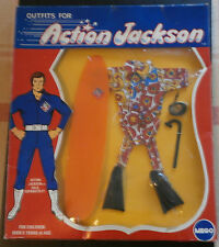 Mego Action Jackson 1118 Surf And Scuba Outfit Boxed