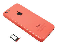 NEW IPHONE 5C REPLACEMENT BACK REAR HOUSING BATTERY COVER PINK UK SELLER