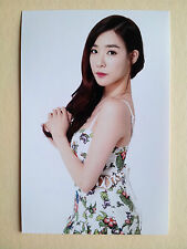 SNSD Girls' Generation Coex Artium SM OFFICIAL GOODS Photo -  Tiffany