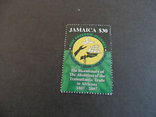 JAMAICA 2007 SG 1135 BICENT OF ABOLITION OF THE TRADE IN AFRICANS MNH