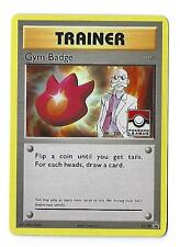 Blaine GYM BADGE Trainer Holographic League Pokemon Promo CARD XY209