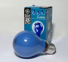 25W Glühlampe farbig Blau Glühbirne für Party Lichterketten E27 220-230V Illu