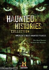 Haunted Histories Collection - America's Most Haunted Places (5-Disc DVD Set)