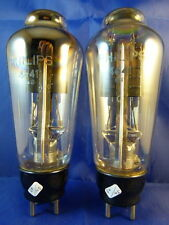 Matched Pair LK4250 / PX25 / 4641 Philips # NOS # 60/60mA (45mA=100%)(9548)