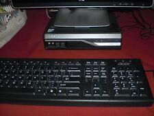 Acer Veriton, L4618G, Ultra SFF 2.86GHZ 4 GB Ram 240GB HDD WIN 7 PRO w/Kodi