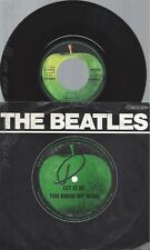 "7"" THE BEATLES--LET IT BE --C00604353"