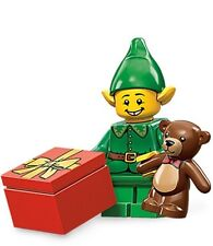 LEGO #71002 Mini figure Series 11 HOLIDAY ELF