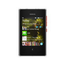 Nokia  Asha Asha 500 - Red - Mobile Phone