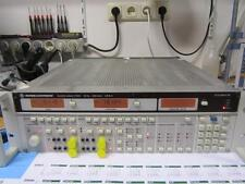 Rohde&Schwarz UPA4 Audio Analyzer 10Hz - 100kHz Opt. B2, B6, B8