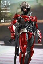 "Metal Gear Rising Raiden Inferno Armor 12"" Hot Toys 1/6 Scale Exclusive Figure"