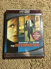 (AV1) The Interpreter (2006) ONLY WORK IN SPECIAL HD-DVD PLAYERS & DRIVES