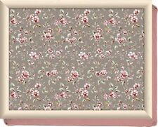 KATIE ALICE Ditsy Floral LAPTRAY Shabby Chic LAP TRAY By Creative Tops