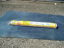 Warps Clear Plastic Sheeting 10 ft. X 25 ft. long -- 4 mil. thick