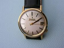 Bulova Accutron electronic tuning fork watch
