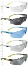 Lot of 5 Pair Dewalt Contractor Safety Glasses Sunglasses Z87.1 Every Shade