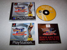 Breath of Fire III 3-Playstation PSOne PS1-Reino Unido PAL-en muy buena condición COND-Completa RPG
