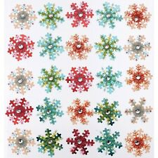 """***BRAND NEW** Christmas Jolee's Boutique """"Holiday Snowflake Mini Repeats"""""""
