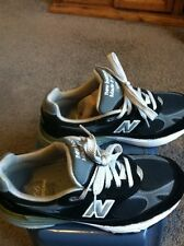 New Balance 993 Black Running sneaker  Size 6.5 Women
