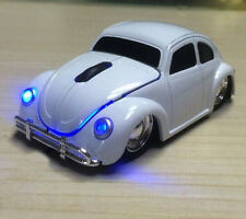 2.4G Wireless Volkswagen VW beetle car optical mouse Mice for PC/Laptop gift