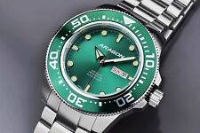 Aragon A054GRN Divemaster Automatic 50mm Watch
