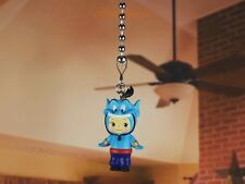 Sonny Angel Kewpie Aladdin Genie Ceiling Fan Pull Light Lamp Chain Decoration M