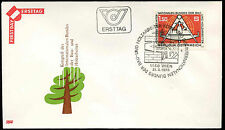 Austria 1978 Builders & Wood Workers FDC First Day Cover #C17648