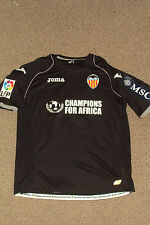 VALENCIA AWAY SHIRT JERSEY - XL - BNWOT - SPAIN - PLAYER SPEC