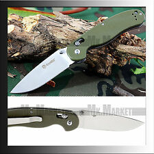 GANZO G727M-GR · 440C · G10 · Green · Axis Lock · Genuine GANZO Folding Knife